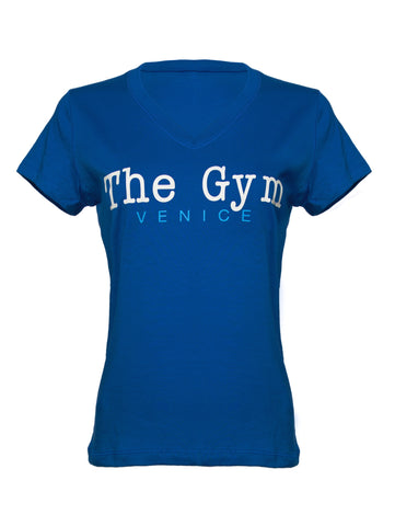 The Gym V-neck