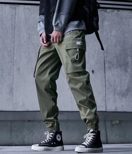 Pure Cargo Pants