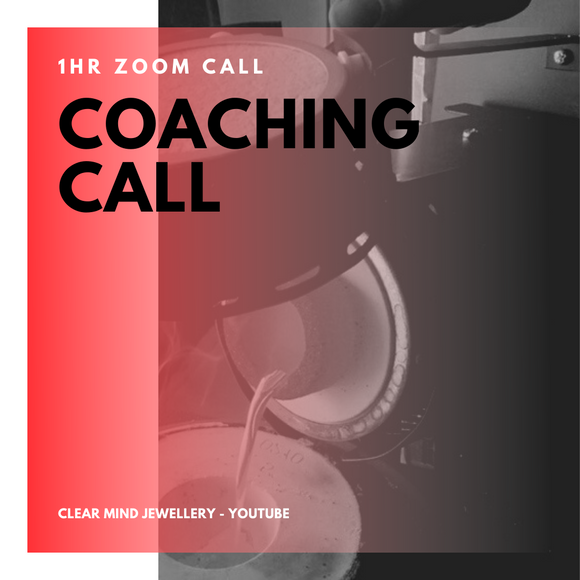 1:1 Jeweller Coaching Call
