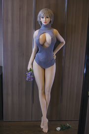 6 Sizes Ultra realistic Japanese TPE Sex Doll with Big Boobs Kaito