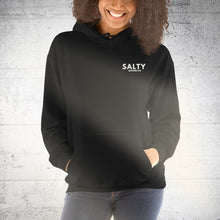 Load image into Gallery viewer, Salty Hoodie, Christian Hoodies for Women & Men, Salty Sweatshirt Embroidered, Matthew 5:13, Bible Verse Hoodie, Salty Sweater for Women