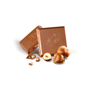 Milk Chocolate Hazelnut Bar, 100g