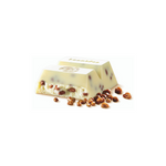 Leonidas white chocolate mocha pearls bar