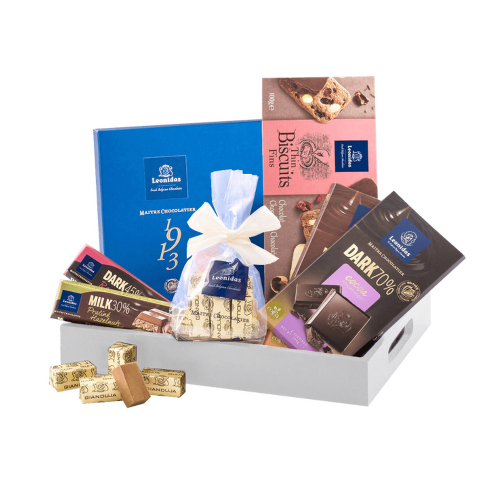 Load image into Gallery viewer, Leonidas Chocolate Hamper