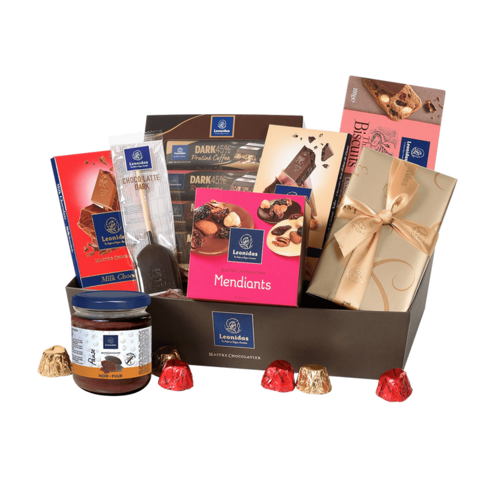Leonidas Luxury Chocolate Hamper