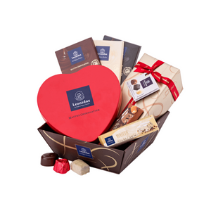 Load image into Gallery viewer, Leonidas 'All My Love' Chocolate Hamper
