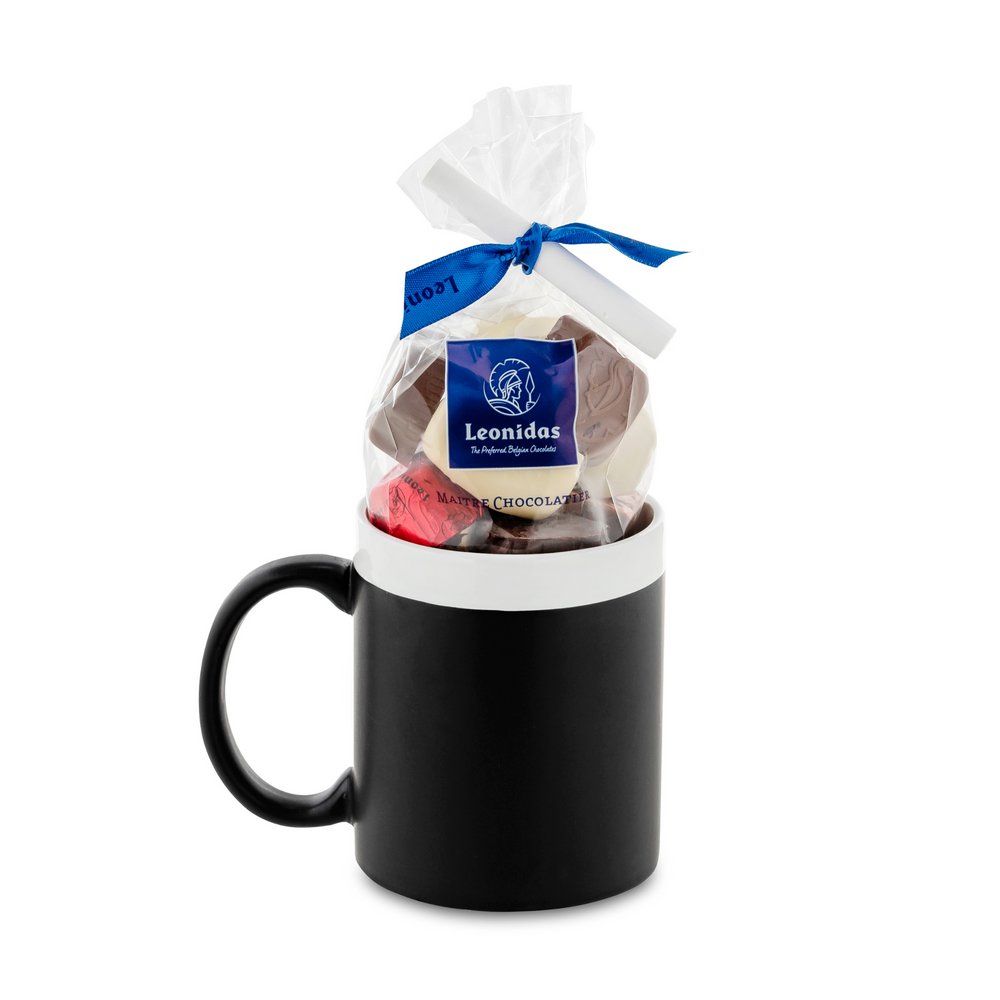 Teacher Mug with Chocolate Gift Bag, 200g