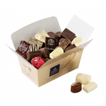 Milk and White Chocolate Ballotin Box