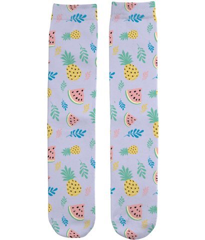 Cutie Fruity matching socks