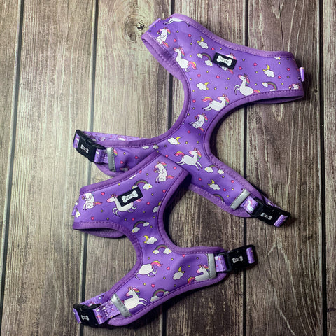 Daydreams and Unicorns Adjustable Harness