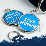 Stud Muffin Pet Tag