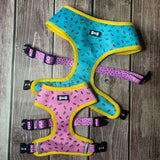 Sprinkles for Days reversible harness