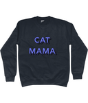 Cat mama Sweatshirt