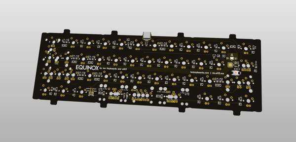 [GB] ION x ai03 Equinox Keyboard 追加PCB