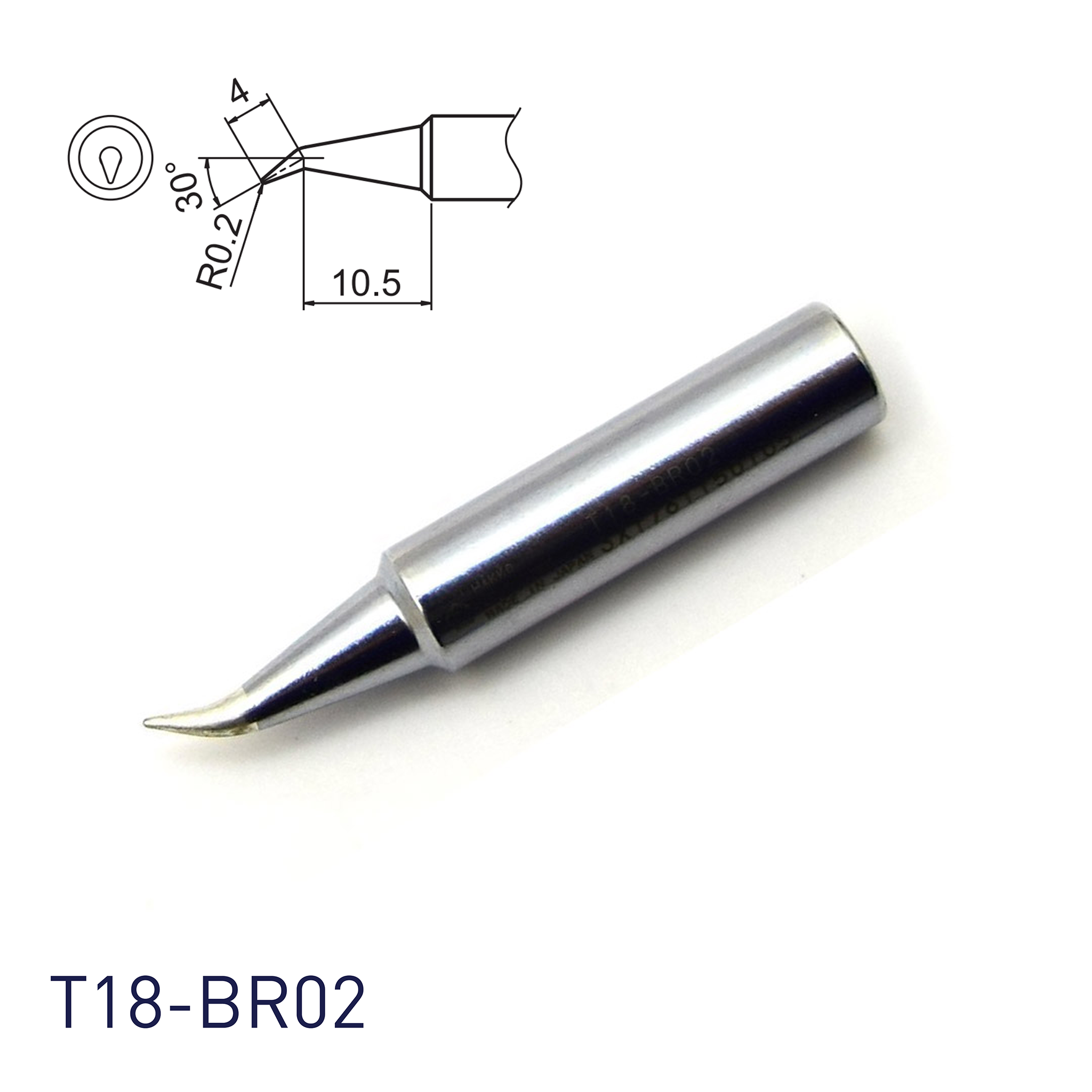 T18-BR02 - Hakko Products Pte Ltd