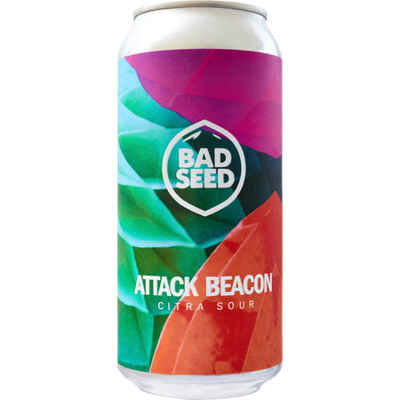Bad Seed Brew - Attack Beacon - Citra Dry Hopped Sour 4.6%