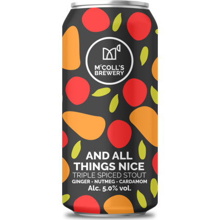 McColls All Things Nice Stout - 5%