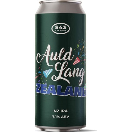 Auld Lang Zealand - S43 - 7.1%