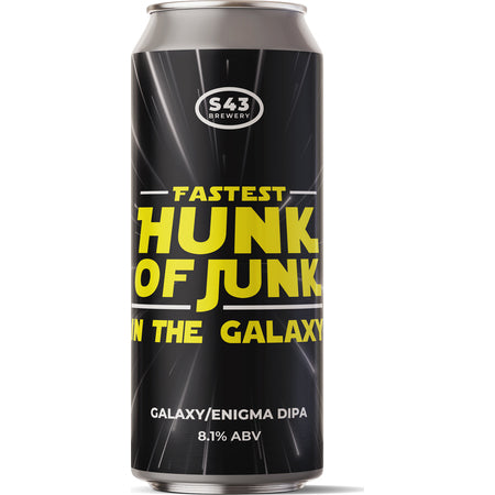Fastest Hunk of Junk in the Galaxy - DIPA - S43