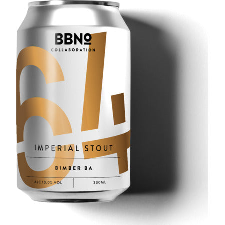 BBNo Bimber Imperial Stout