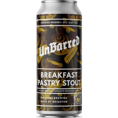 Breakfast Pastry Stout