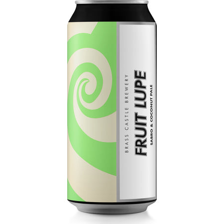 Fruit Lupe 4.8% Sabro/Coconut Pale Ale (440ml can)