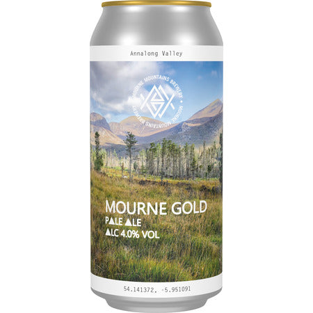 MOURNE GOLD - MOURNE MOUNTAINS - 4%