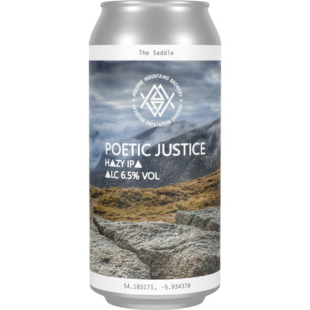 POETIC JUSTICE -  MOURNE MOUNTAINS - 6.5%