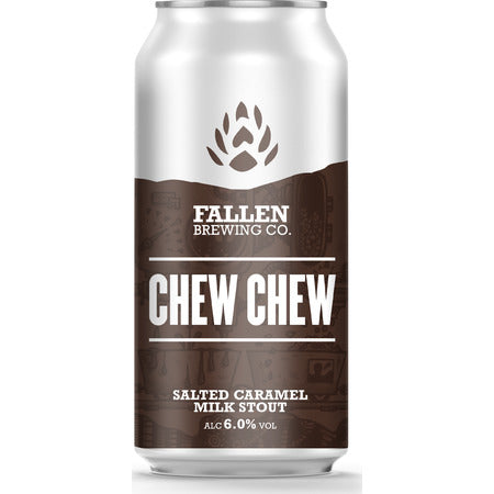 Fallen Brewery - Chew Chew - 440ml Can