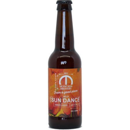 SUNDANCE AMBER LAGER - BLUEPRINT NO. 50 - 5.5%