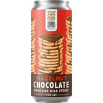 Hazelnut Chocolate Pancake Stout - 7%  - Three Brothers