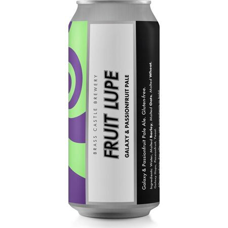 Fruit Lupe 4.8% Galaxy/Passionfruit (440ml can)