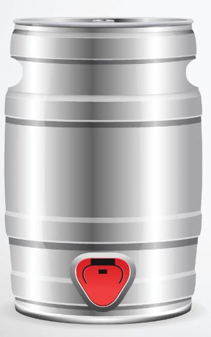 Hops and Dots - Porterhouse 5 Mini Keg Lockdown Special