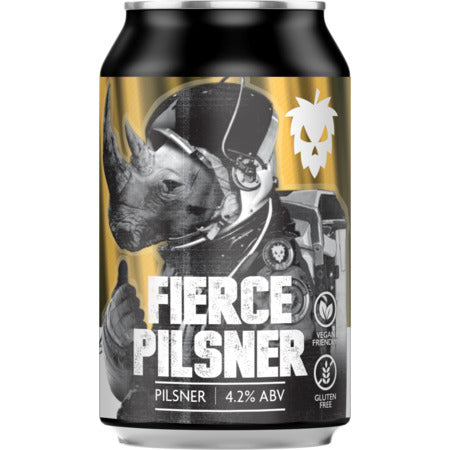 Fierce Pilsner - 330ml