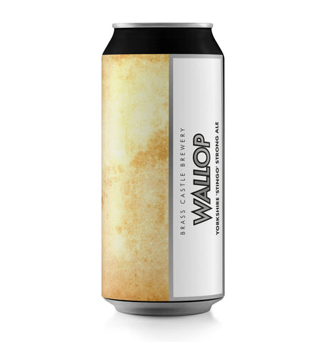 Wallop - Strong Ale - Brass Castle - 7.5%