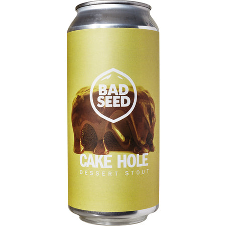 Bad Seed - Cake Hole - Dessert Stout - 5.7%