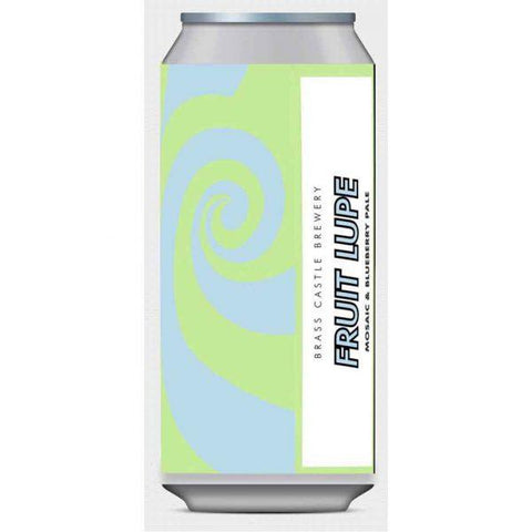 Fruit Lupe 4.8% Mosaic/Blueberry Pale Ale (440ml can)