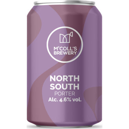 McColls North/South Porter - 330ml