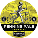 Allendale  - Pennine Pale - 4% 440ml Can