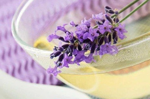 Lavender Tea Sugar Scrub