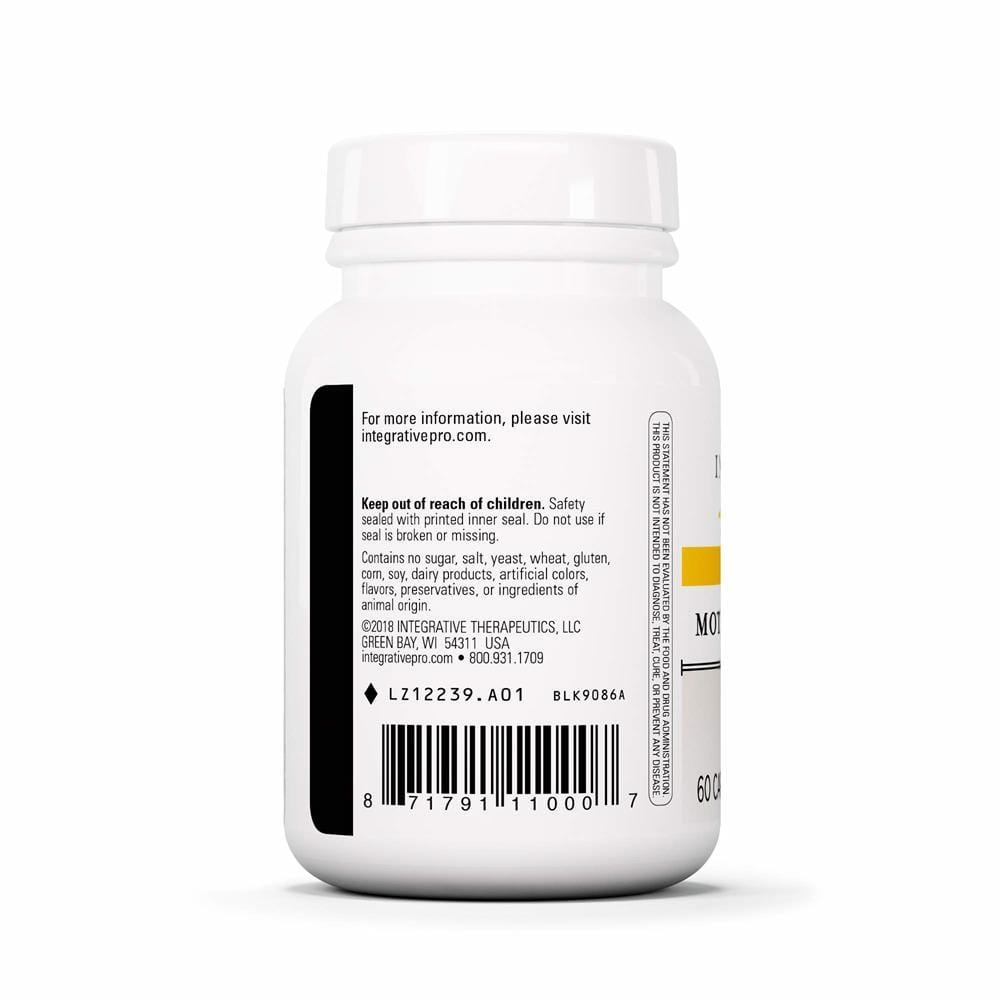 Integrative Therapeutics Motility Activator -- 60 Capsules