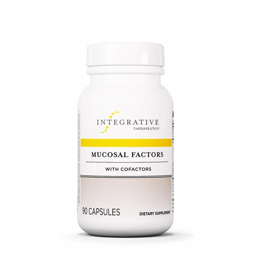 Integrative Therapeutics Mucosal Factors with Cofactors -- 90 Capsules