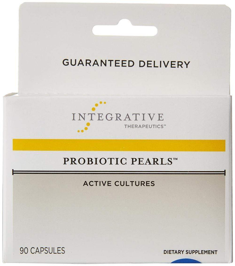 Integrative Therapeutics Probiotic Pearls -- 90 Capsules