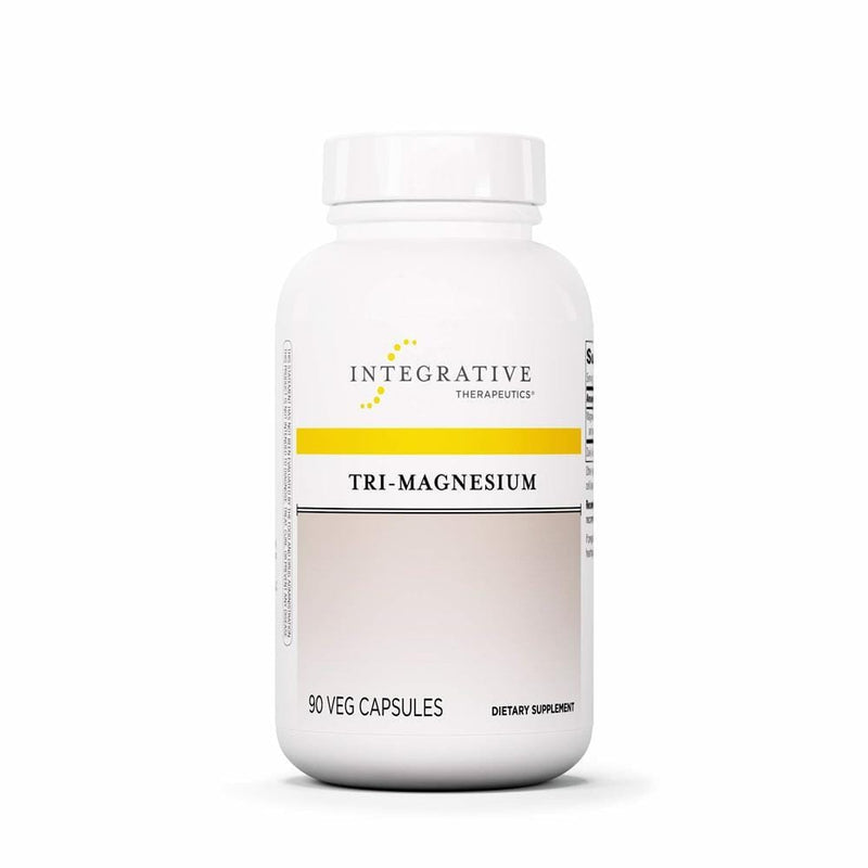 Integrative Therapeutics Tri-Magnesium -- 90 Vegetarian Capsules