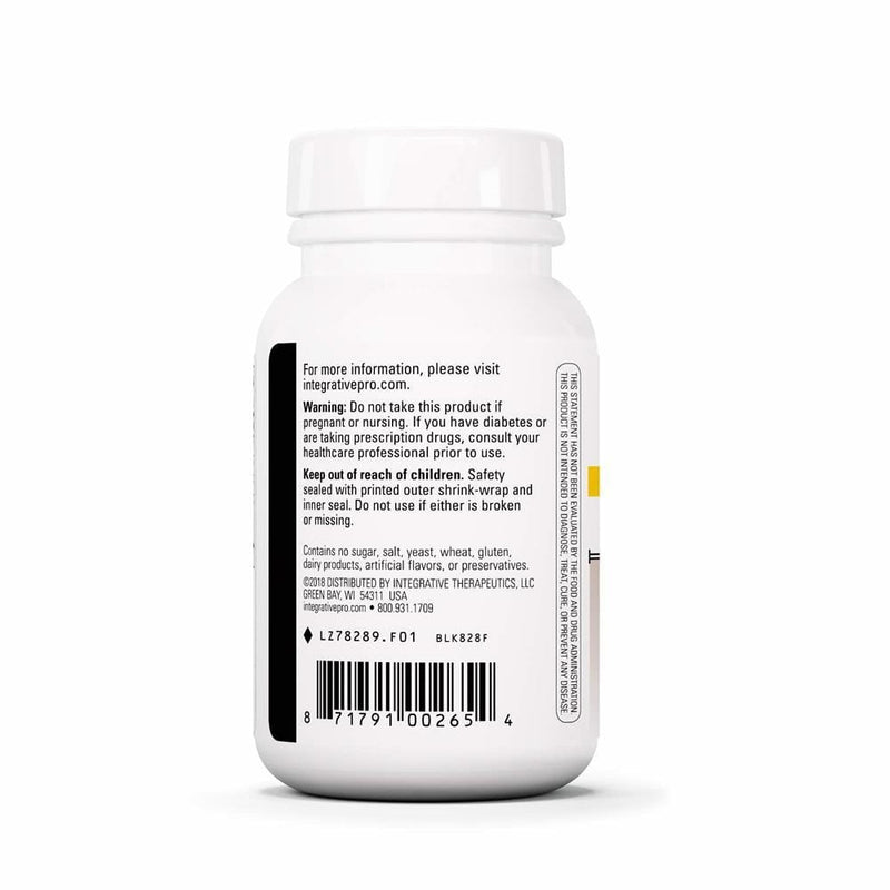Integrative Therapeutics Yeast Formula -- 90 Softgels
