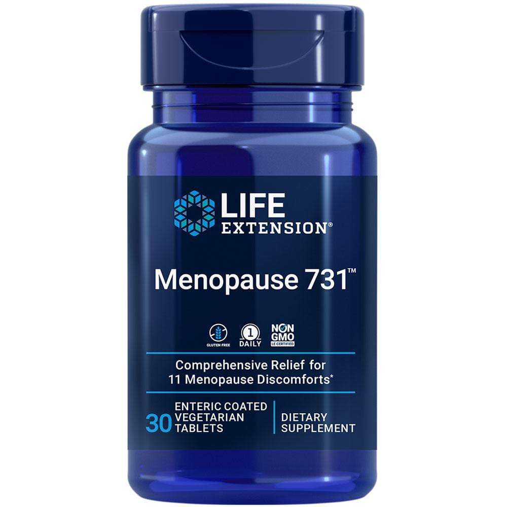 Life Extension Menopause 731 Comprehensive Relief -- 30 Tablets