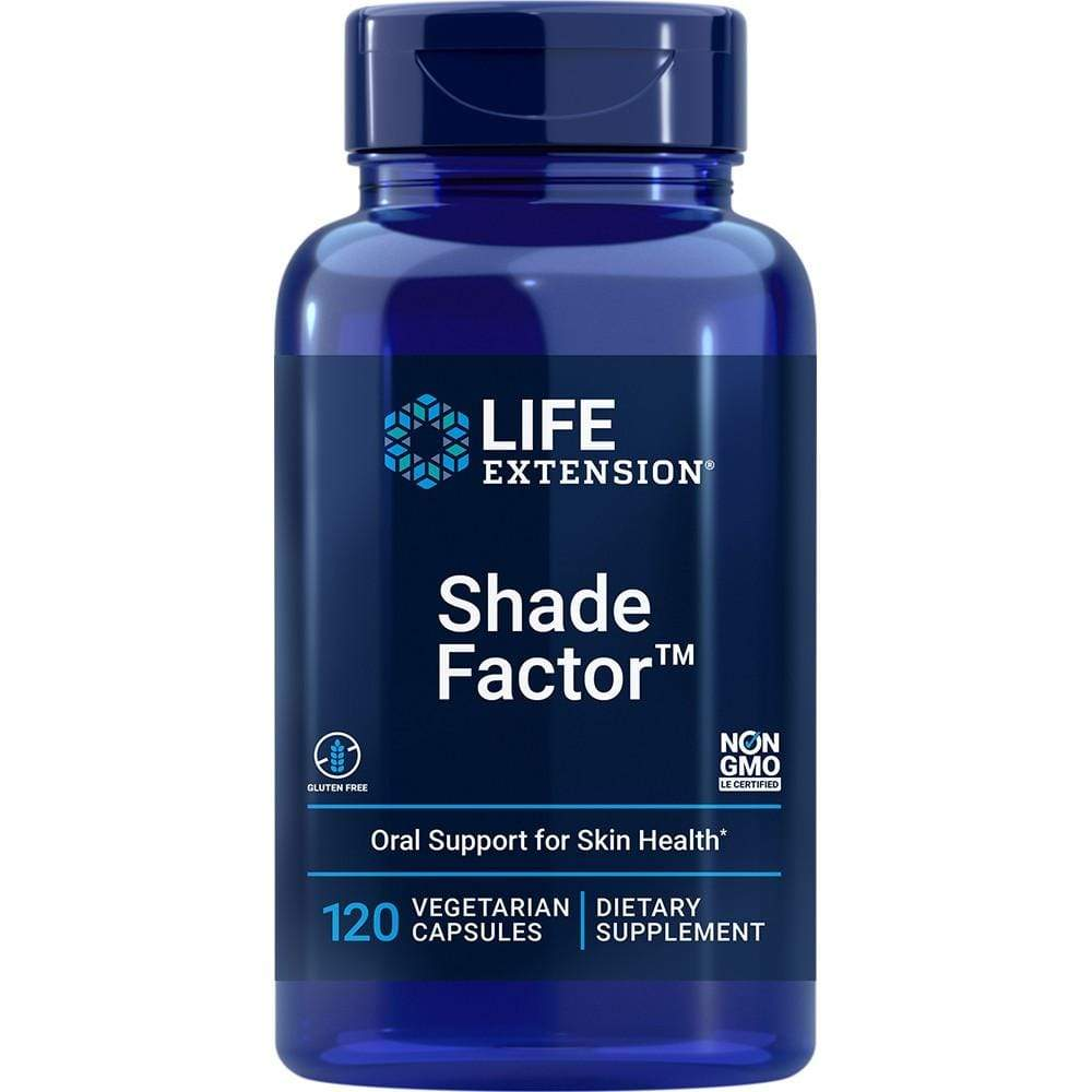 Life Extension Shade Factor -- 120 Capsules