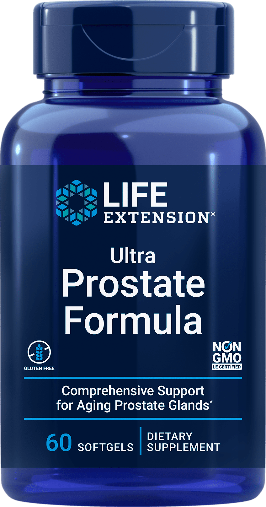 Life Extension Ultra Prostate -- 60 Softgels