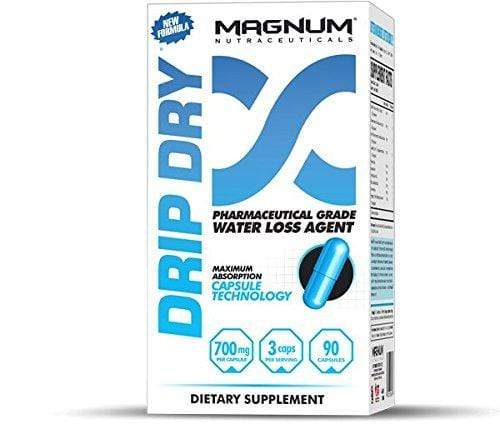 Magnum Nutraceuticals Drip Dry Natural Diuretic 700 mg -- 90 Caps