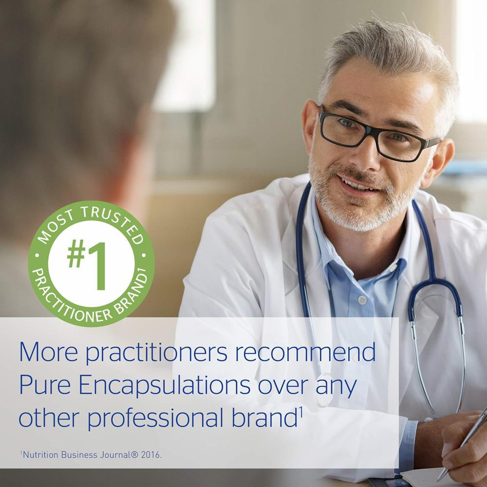 Pure Encapsulations Hawthorn Extract  -- 120 Capsules